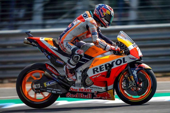 MotoGP:最後の日本GPを迎えるペドロサ「もちろん今年もいいレースがしたい」