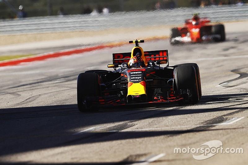 """F1、COTAに縁石追加。昨年のフェルスタッペン""""幻の表彰台""""事件再発を防止 F1アメリカGP"""