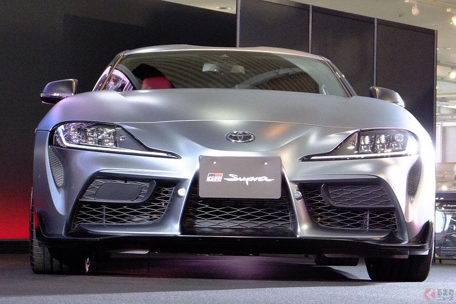 世界中のファンが待ち望んだトヨタ新型「スープラ」 17年ぶりに復活した理由とは