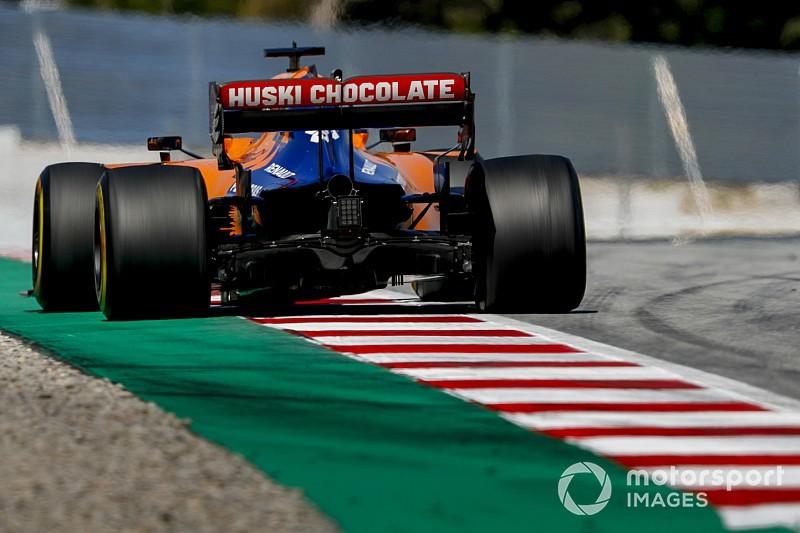 """カルロス・サインツJr.、モナコGPに向け懸念。スペインGP最終セクターでマクラーレンの""""弱点""""が浮き彫りに"""