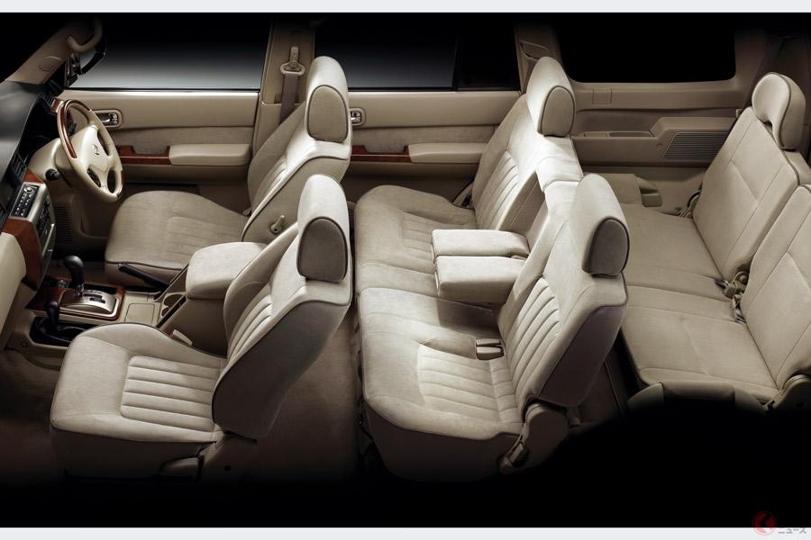 懐かしの日産「サファリ」が超進化! GT-Rのノウハウを注入した超大型SUVの性能とは