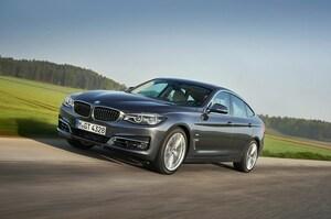 独BMW、3シリーズGTを改良