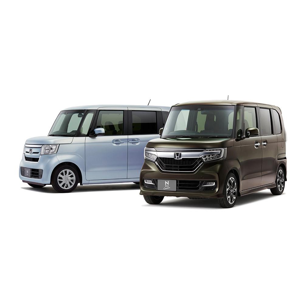 ホンダ N-BOXの安全性を強化、同時に福祉車両も同様の改良を実施
