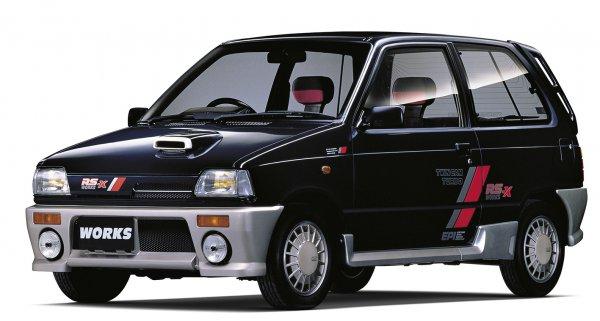 【まさか発売するとは思わなんだ!!】スズキのスキマ商法的名車5選