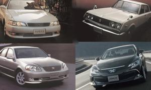 さらばトヨタ マークX! 令和元年に終わるマークIIからの歴史を辿る【後編】