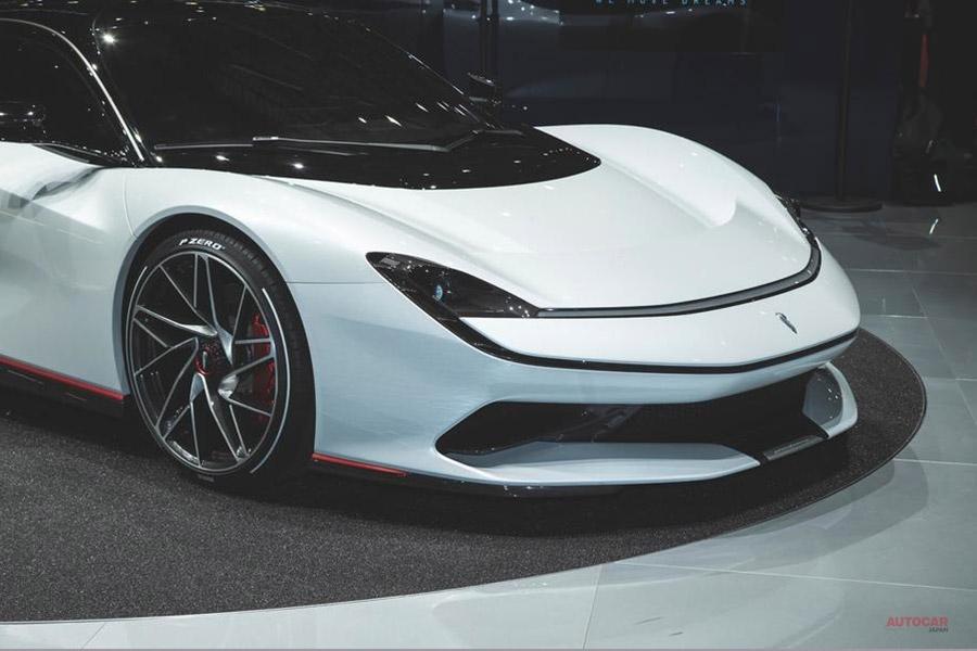 1900ps 詳細解説 ピニンファリーナのEV「バッティスタ」 2020年発売