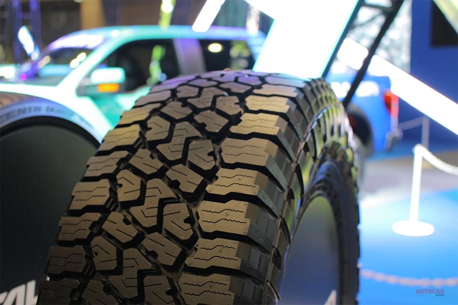 ファルケン 4×4&SUV用タイヤ「ワイルドピーク」日本発売 東京オートサロン2019
