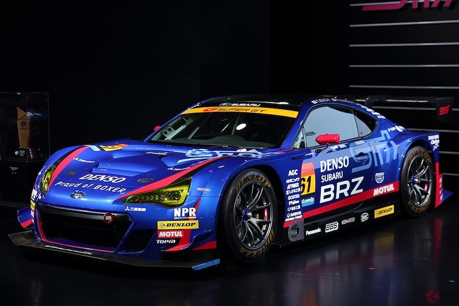 スバルSTIコンセプトカーやパーツ装着車発表 レースも引き続き参戦!
