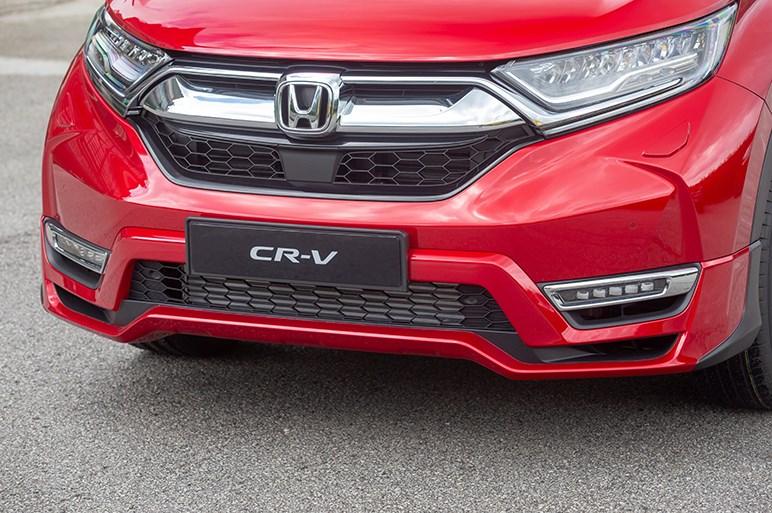 ホンダ CR-Vが帰ってくる。まずは好調を裏付ける完成度を確認