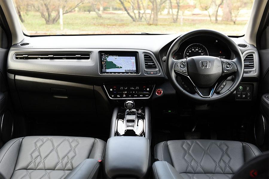 ホンダのSUV買うならどっち? 売れ筋「ヴェゼル」と米国帰りの「CR-V」の違いとは