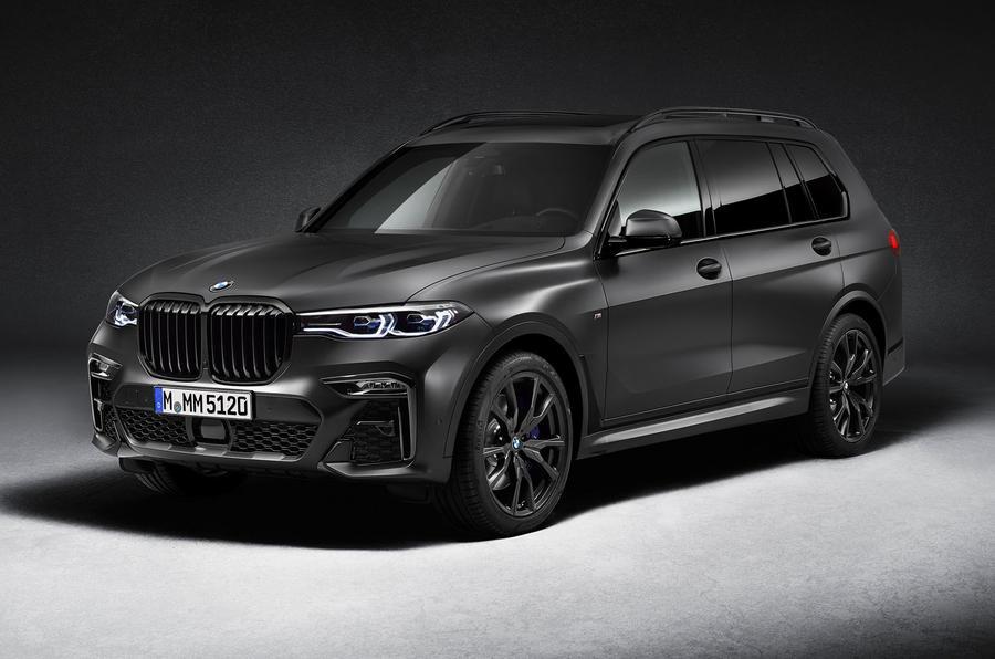 【世界500台限定】BMW X7に限定仕様車、ダーク・シャドウ・エディション設定