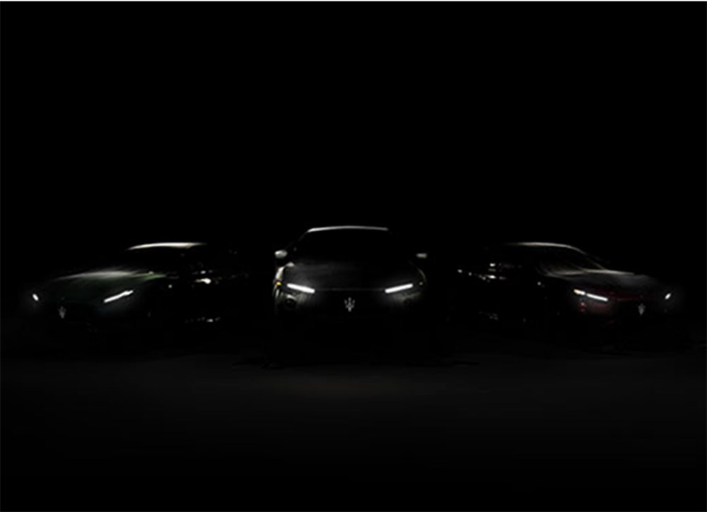 マセラティ、高性能版の「トロフェオ」を8月10日に発表予定