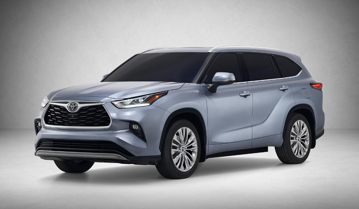 日本でも乗りたい! 新しいトヨタのSUVがカッコいいぞ!──新型トヨタ ハイランダー登場