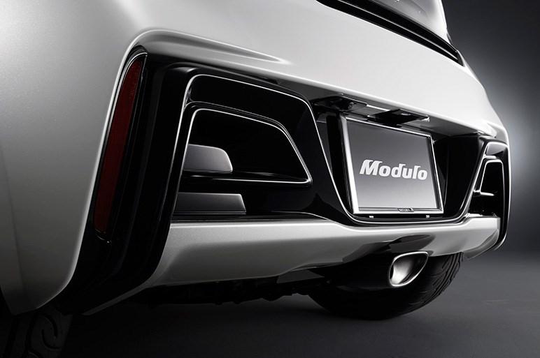 ホンダ・東京オートサロン出展概要、Modulo流カスタマイズの提案