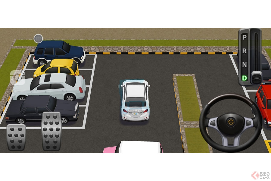 「駐車が苦手」はアプリで解消できる!? 初心者が苦手な駐車を克服する方法とは