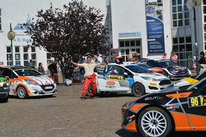 国沢光宏がドイツで大暴れ! WRCにフォードでガチ参戦その4