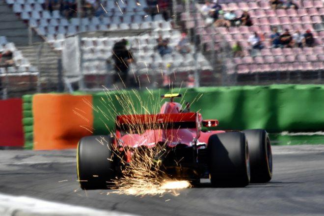 ライコネン「タイヤの使い方が勝負のカギになるかもしれない」:F1ドイツGP金曜