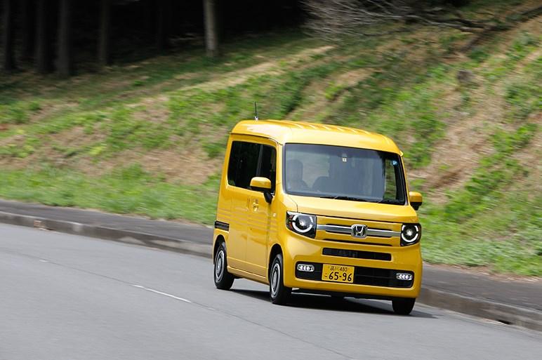 ホンダN-VANはアイデア満載の意欲作。Nシリーズ次のターゲットは軽SUVか!?