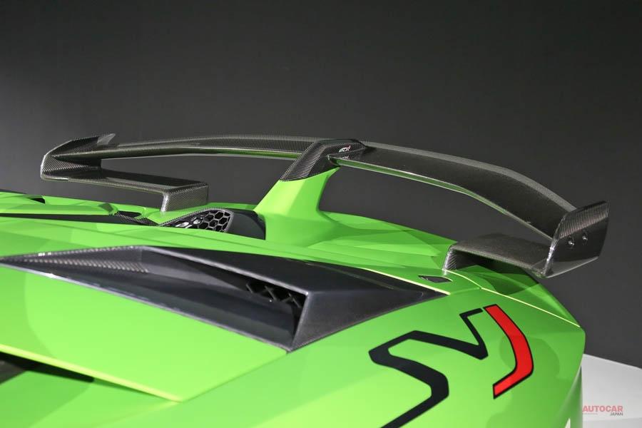 実車 ランボルギーニ・アヴェンタドールSVJ 日本発表 価格/内装は?