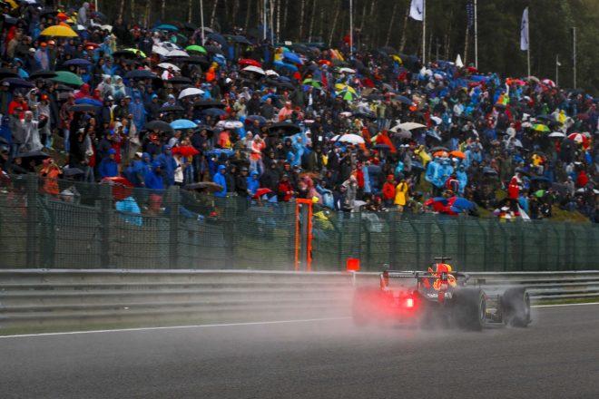 リカルド「戦略失敗は不運だっただけ。速さがないことが問題」:F1ベルギーGP土曜