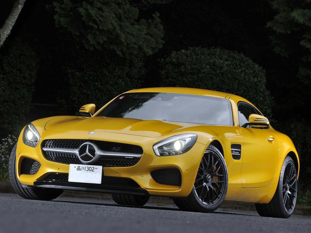 【FRへの憧憬 16】メルセデスAMG GTはレースのDNAを持つスーパースポーツモデル