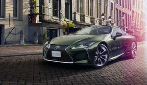 レクサスLCとISに匠の技から最先端テクノロジーまで投入した特別仕様車が登場