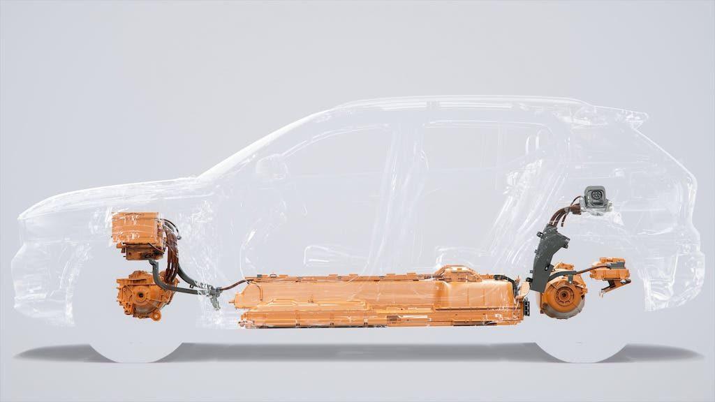 ボルボ初の完全電動化モデル「XC40 SUV」は、最も安全なクルマに