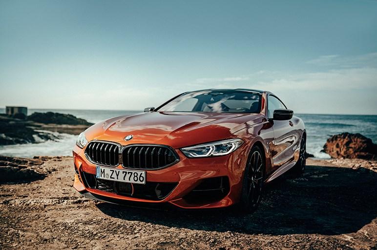 BMW 8シリーズクーペ、いよいよ11月に本国で発売