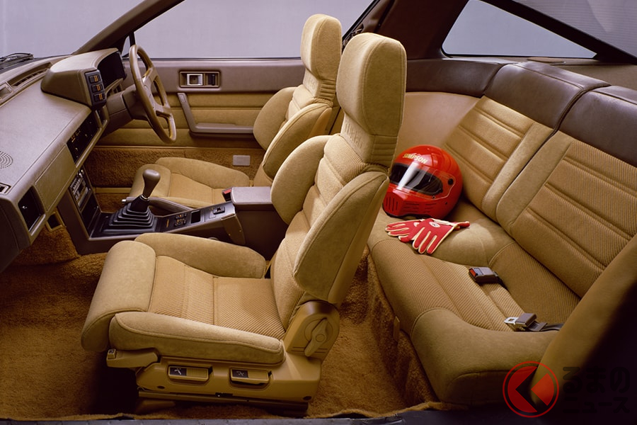 1980年代のカクカクボディがカッコいい! 直線デザインがイカした車5選