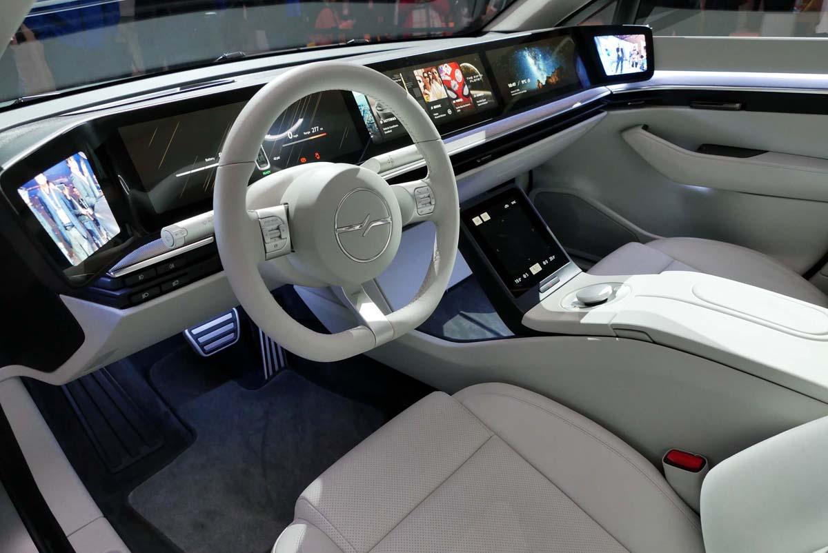 電池やモーターは自社製じゃない! ソニー製電気自動車「ヴィジョンS」はどこが「ソニーらしい」のか