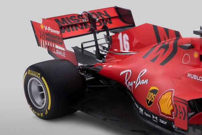 【津川哲夫のF1新車初見チェック】中低速での改善が意識されるフェラーリSF1000。レッドブルの大レーキ角コンセプトを導入か