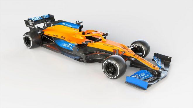 マクラーレンF1、2020年シーズンを戦う新マシン『MCL35』を公開。ランキング4位維持を狙う