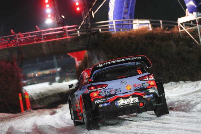 WRC:第2戦スウェーデンのスケジュール再変更でSS1は競技区間から除外。暖冬の影響厳しく