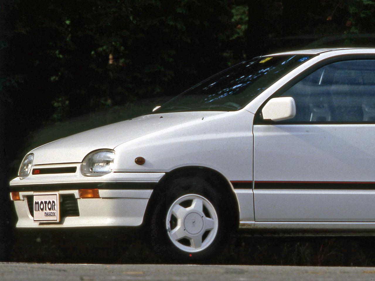 【昭和の名車 175】ダイハツ リーザは軽自動車のスペシャリティカーとして華麗にデビュー