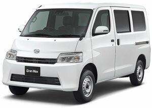 ダイハツ、インドネシア製小型商用車「グランマックス」国内投入 トヨタ「タウンエース」もマイナーチェンジ