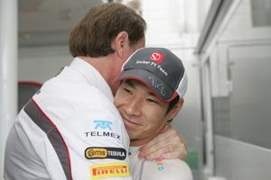 【特別寄稿】2012年日本GP3位表彰台直後の可夢偉ザウバーシート喪失。今だから明かせるマネージャーのF1契約秘話