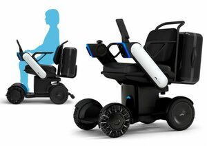 車椅子の枠を超えた新しい乗り物?! 不自由を自由に変える日本発信の最新技術を紹介/オートスポーツweb的、世界の自動車