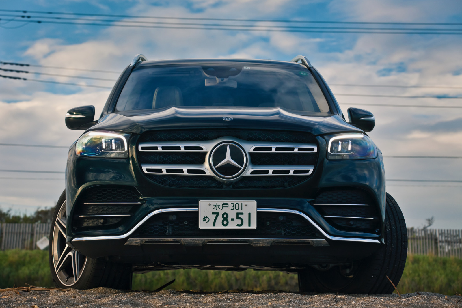 メルセデス・ベンツ GLSを国内試乗。いまこの時に渡辺慎太郎が実感した大型SUVの魅力