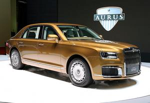 プーチン大統領専用車としても活躍!ついに世界デビューを果たしたロシア製高級車、アウルス・セナートとは?