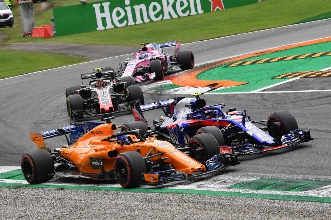 ホンダ田辺TD「ポイント獲得ならず。接触事故の影響もあり予選での好パフォーマンスを再現できなかった」:F1イタリアGP日曜
