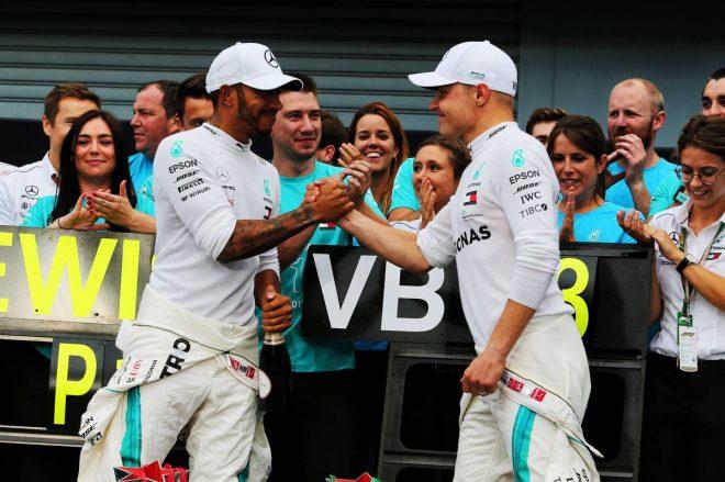 F1第14戦イタリアGP決勝トップ10ドライバーコメント