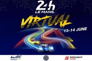 史上最大! ル・マン24時間バーチャルレース、50台のエントリーが発表。トヨタも3台をエントリー