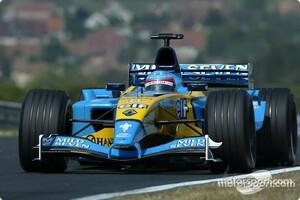 """F1の未来のために。2003年の""""トラックの掃除屋""""、ルノーが残した教訓"""