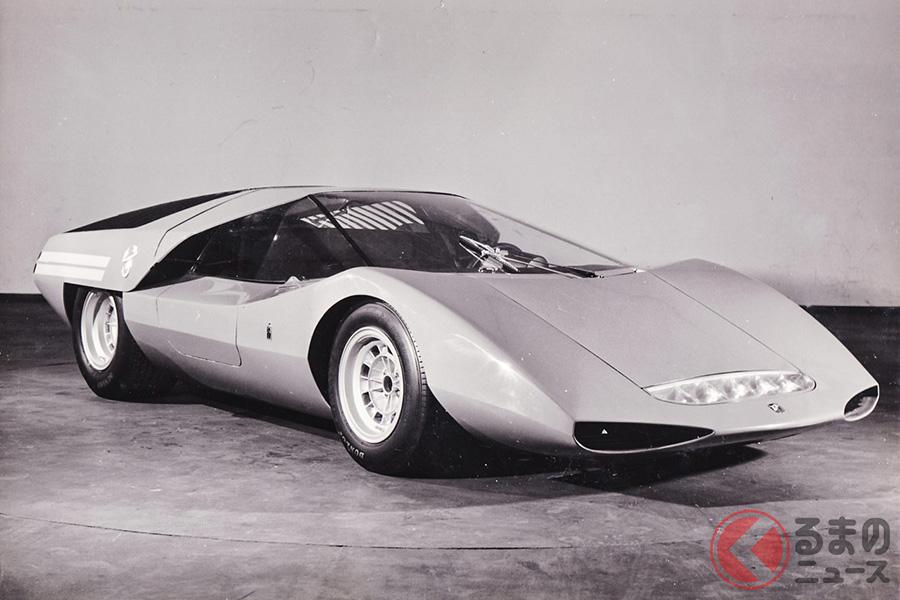 Oh!モーレツ~、猛烈ダッシュしそうなピニンファリーナ製コンセプトカーって?