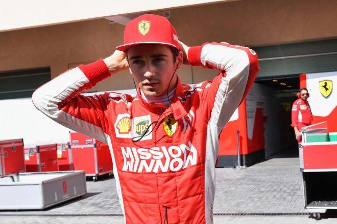 伝統のフェラーリF1にとって、21歳のシャルル・ルクレール抜擢は例外的