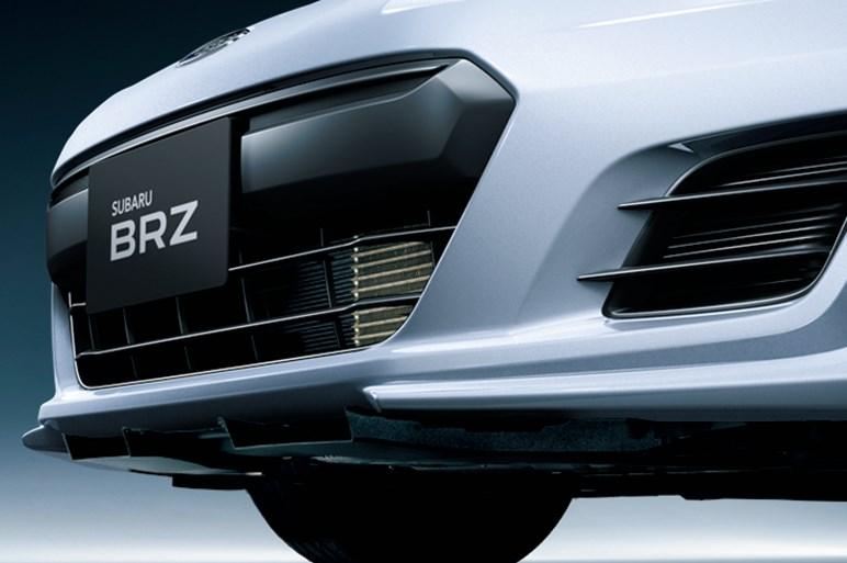 スバルBRZが大幅改良。秋には最上級グレード「GT」も新設定