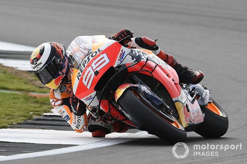 """【MotoGP】戦線復帰のロレンソ、クラッシュの""""恐怖""""と負傷の痛みで本領発揮はまだ先か"""