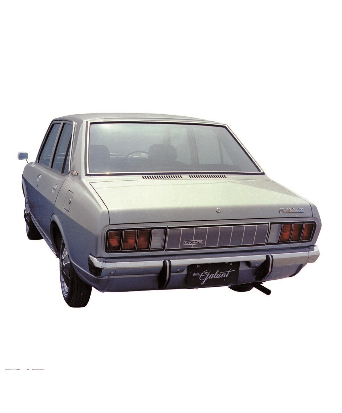 追憶の「わが日本車」第3回:日下部保雄と初代~5代目ギャラン