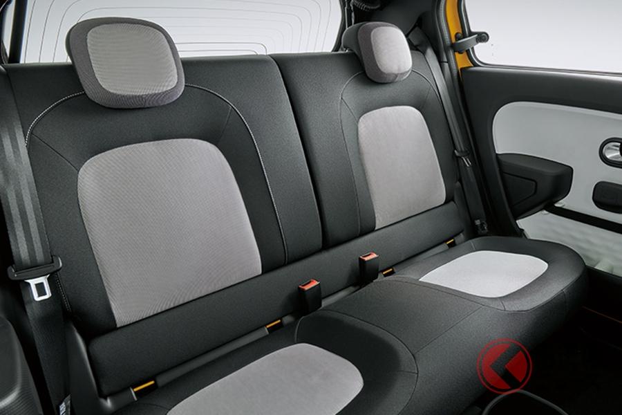 新型ルノー「トゥインゴ」登場 マイナーチェンジで新しいデザインに変更