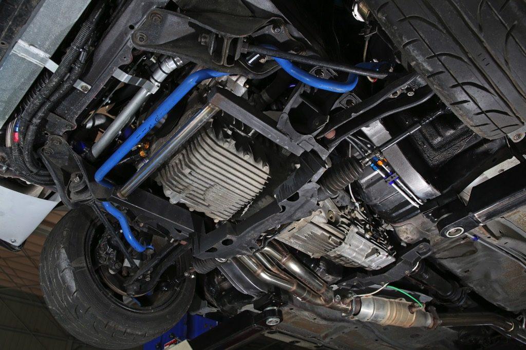 「見た目は綺麗なパンダトレノ・・・」その実はホンダF20C+スーパーチャージャー仕様で320馬力の超ジャジャ馬だった!